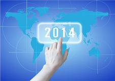 2014 network Stock Photography