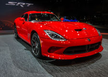 2014 SRT (Dodge) Viper stock images