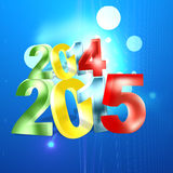 2015 2014 Royalty Free Stock Images