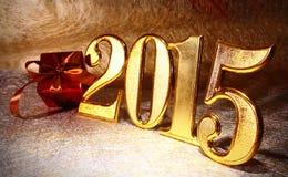 An 2015 Image libre de droits