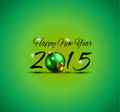 2015 Christmas Colorful Background Royalty Free Stock Images
