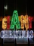 2015-christmas in geneva Royalty Free Stock Image