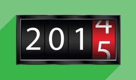 2015 neues Jahr Stockfotos