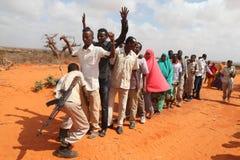 2016_12_21_Kismayo_New_Police_Recruits-1 Royalty Free Stock Photo