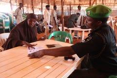 2016_12_21_Kismayo_New_Police_Recruits-9 Stock Photos