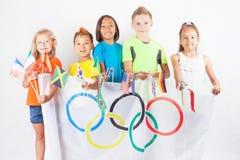 αγώνες ολυμπιακοί Ρίο ντε Τζανέιρο 2016 Βραζιλία Στοκ φωτογραφίες με δικαίωμα ελεύθερης χρήσης