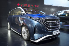 Автоматический Китай 2016 Стоковое фото RF