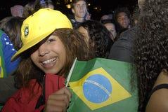 2016 Denmark dostaje olimpiady Rio Zdjęcia Royalty Free
