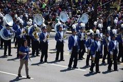 Free 2016 National Cherry Blossom Parade In Washington DC Royalty Free Stock Photo - 70004885