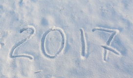 Free 2017 On The Snow Royalty Free Stock Images - 73116219