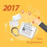 2017 time for good news