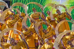 2018 Dinagyang Festival Royalty Free Stock Photography