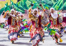 2018 Dinagyang Festival Royalty Free Stock Images
