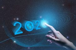Free 2020 Conceptual Breakthrough, Industry Breakthrough And Industry Development 4.0, Artificial Intelligence Management With The Inte Stock Image - 155534171