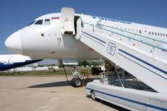 204 samolot cm tu Zdjęcie Stock