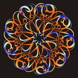 205 abstrakt Obrazy Stock