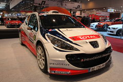 207 super 2000 Peugeot Obraz Stock
