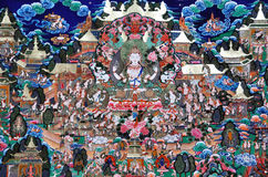 2090 kultura Tibet Obraz Stock