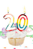 20o aniversário Fotos de Stock Royalty Free