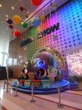 20o Mostra internacional dos brinquedos & dos presentes de Hong Kong Fotos de Stock