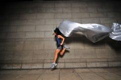 21个女孩行动 免版税库存图片