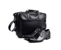 21双袋子鞋子 库存图片
