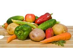 21棵蔬菜 库存照片