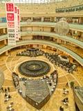 21 2011年afi 4月购物中心莫斯科俄国 免版税库存照片
