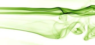21 abstrakcjonistyczny serii dym Zdjęcia Stock
