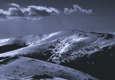 21 berg Royaltyfria Foton