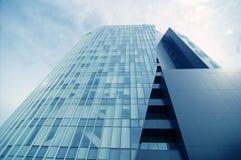21 företags byggnader royaltyfri foto