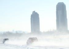 21. traditionelle Rennen-Sterne in Moskau Lizenzfreies Stockfoto