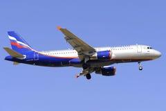 214 a320 Airbus Zdjęcie Royalty Free