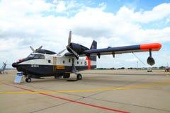 215 lotniczej Canadair cl siły królewskich tajlandzkich Obraz Royalty Free