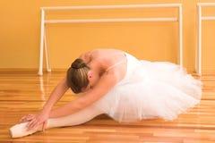22芭蕾舞女演员 库存图片