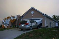 22 2011 joplin mogą mo słońca tornado Zdjęcie Royalty Free