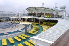 22 2012 zakotwiczający Kwiecień rejsu schronienia statek Zdjęcia Royalty Free