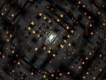 22 abstraktów generowanych przez komputer Obraz Royalty Free
