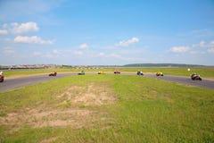 22 Czerwiec Moscow setkarzów target2243_0_ Fotografia Stock