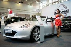 22. Intl. Autoausstellung in Bratislava, Slowakei 2012 Stockfoto