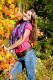 22 jesień piękno Obraz Stock