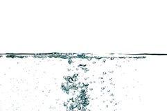 22 kropli wody. Zdjęcie Stock