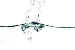 22 kropli wody. Fotografia Stock