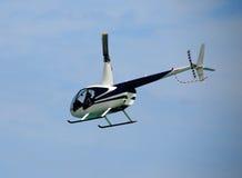 22 Robinsona r światła helikoptera Zdjęcia Royalty Free