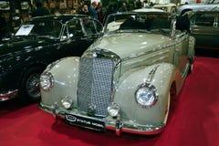 220 benz kabriolet Mercedes Obrazy Stock
