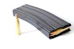 .223 Munitions-Klipp Lizenzfreie Stockbilder