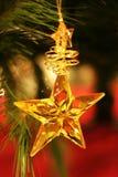 圣诞节星形 图库摄影