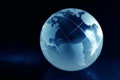 地球mazarine 库存照片