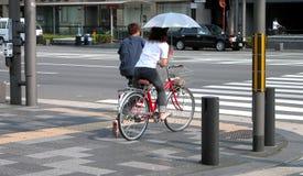 城市乘驾 库存图片