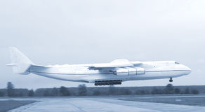 An-225 Mriya Foto de Stock Royalty Free
